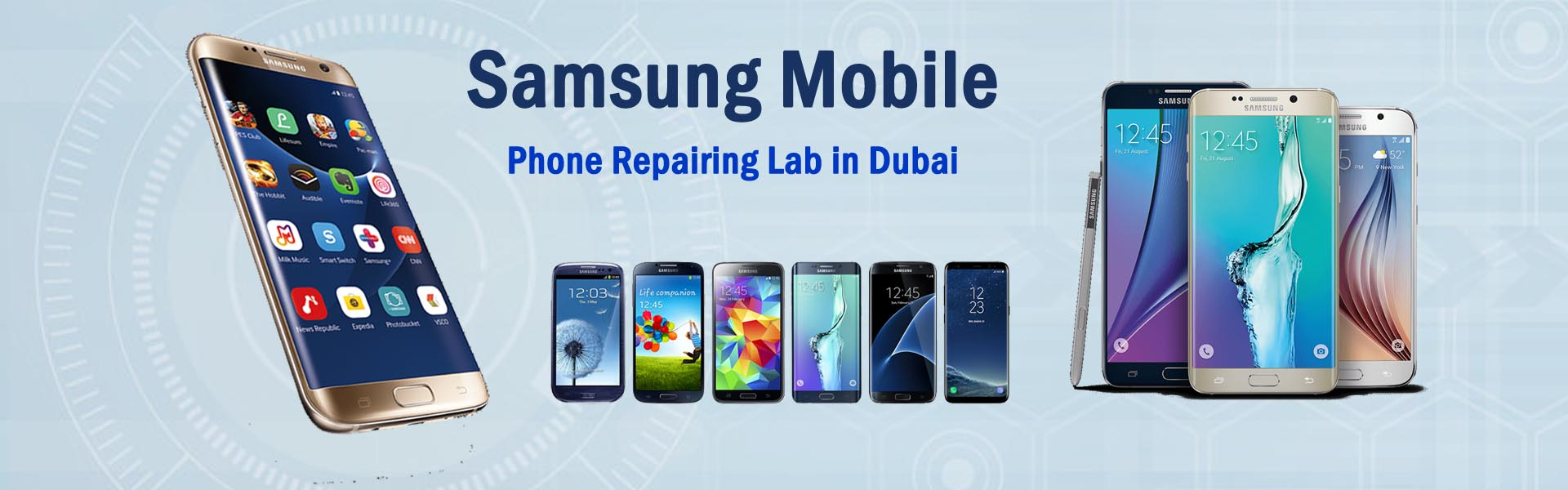 samsung mobile phone repair in dubai