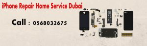 iPhone Repair Home Service Dubai